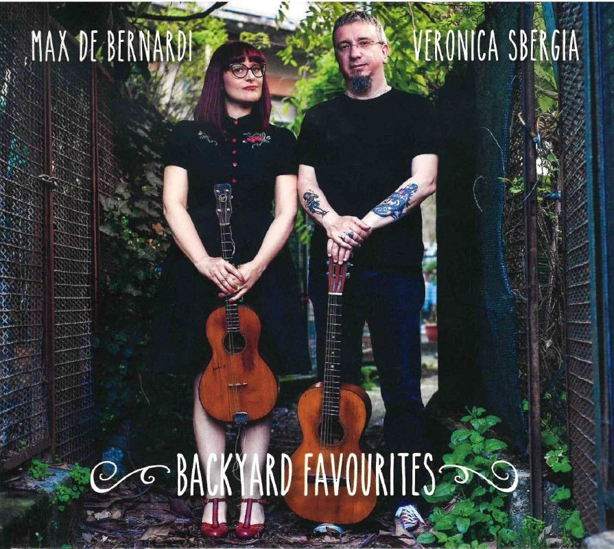 Backyard Favourites - Max and Veronica