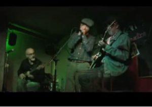 Beppe Semararo, James Wheeler and Lucio Omar Falco -2010