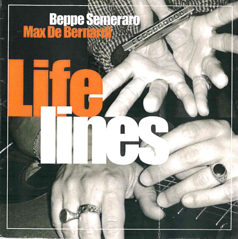 Life lines CD cover